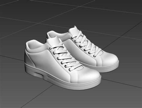 high top shoes 3d model 3ds max files free modeling 41315 on cadnav