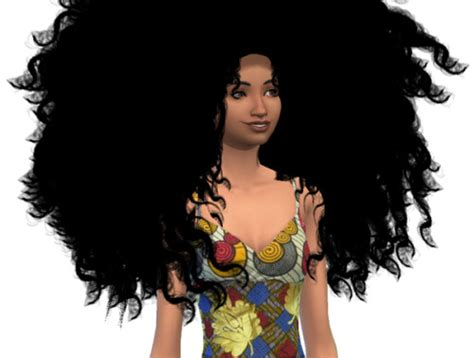 afro hair gallery a k a ethnic hair vault the african sim