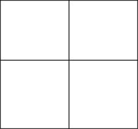 Punnett Square Template by Punnett Square Template Www Pixshark Images