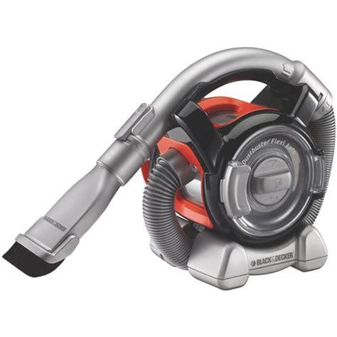 aspirateur black et decker 2647 aspirateur voiture dustbuster 174 flexi automobile 12v feu vert