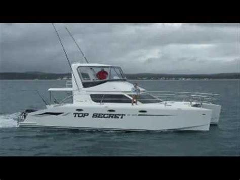 power catamaran builders south africa prowler 330 power catamaran doovi