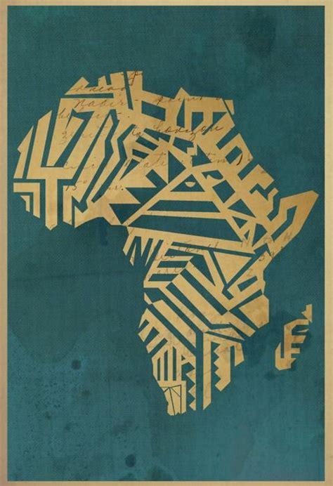 africa map design best 25 africa map ideas on