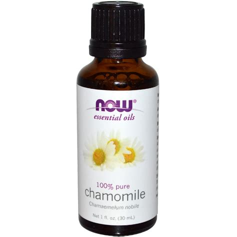Essential Oils by Now Foods Essential Oils Chamomile 1 Fl Oz 30 Ml