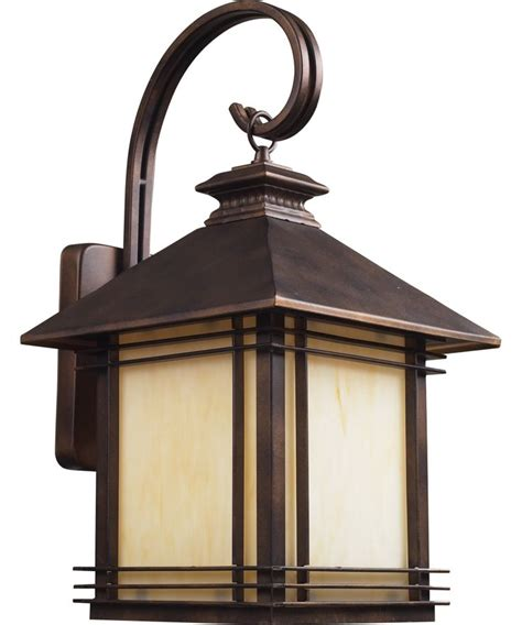 craftsman style exterior lighting so replica houses