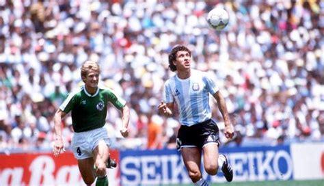 argentina vs argentina vs alemania el partido de m 233 xico 86 en