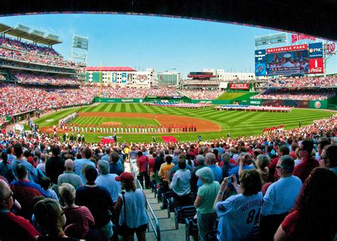 Baseball In Washington washington nationals stadium washington dc baseball stadium