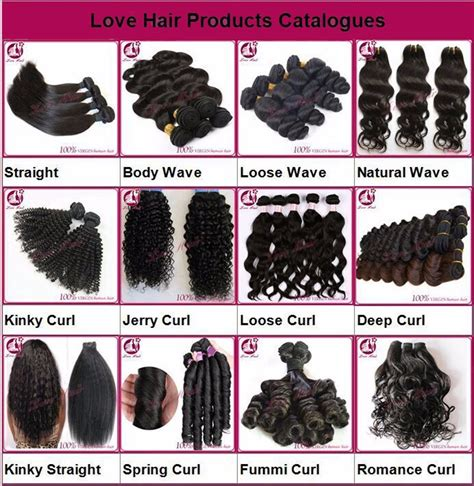 types of braiding hair weave different types of curly weave raw unprocessed virgin