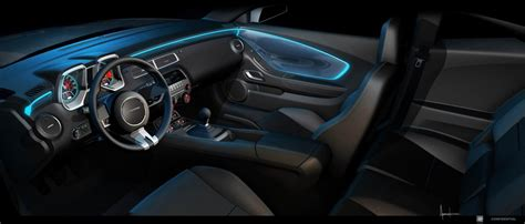 interior ambient lighting camaro chevy camaro forum