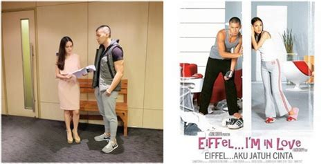 sekuel film eiffel i in love dibuat sekuel teaser eiffel i m in love akhirnya