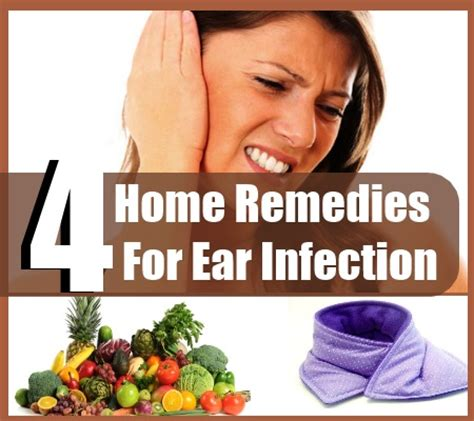 ear infection causes symptoms home remedies for ear
