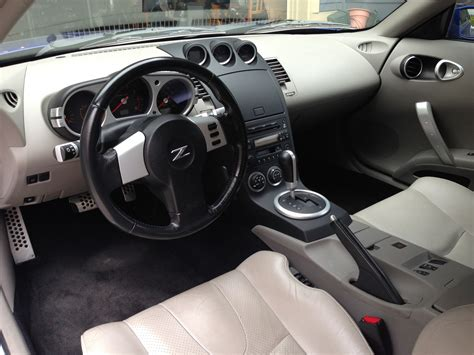 2005 Nissan 350z Interior by 2005 Nissan 350z Pictures Cargurus