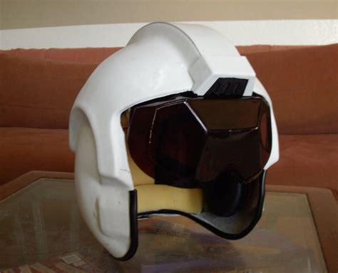 Helm Kyt Two Vision rebel pilot helmet rebel pilot prop replicas custom