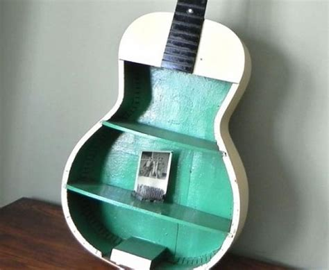 guitar home decor rock and roll with guitar home decor