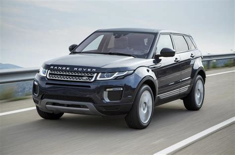 range rover evoque 2wd 2016 range rover evoque ed4 2wd review autocar