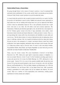 Essays Modernisation Of India by Equality And The Constitution Of India