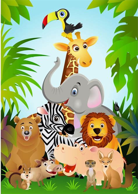 imagenes de animales de safari m 225 s de 25 ideas incre 237 bles sobre animales de la selva en