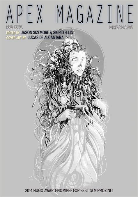 leading edge issue 71 volume 71 books apex magazine issue 70