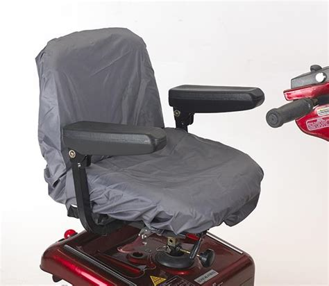 electric wheelchair seat covers elasticated waterproof mobility scooter electric