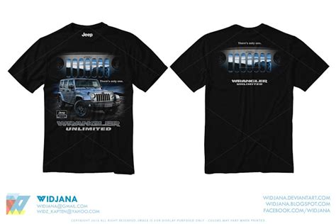 design kaos jeep widjana november 2015