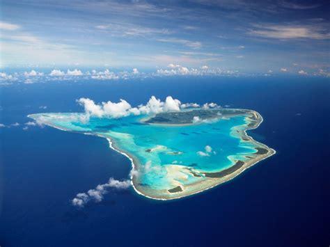 the blue palmerston cook island tourist destinations