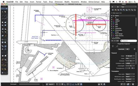 layout in autocad mac have you checked out autocad for mac ipad and iphone