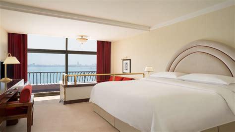 len 4room starwood suites sheraton grand doha resort convention hotel