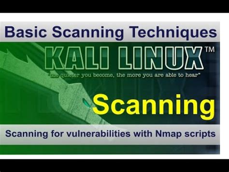 nmap tutorial for beginners 2 advanced scanning youtube using nmap scripts to scan for smb vulnerabilities kali