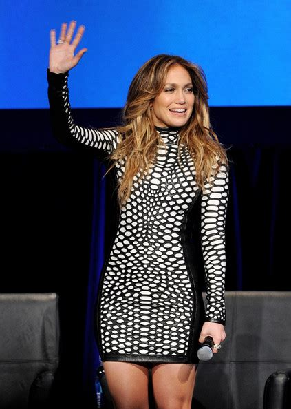 Jlo Psyched About American Idol by Photos American Idol Premieres In La
