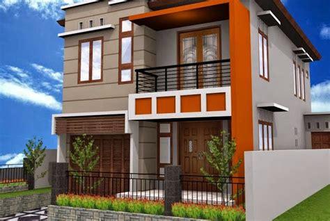 contoh warna cat depan rumah arsitek rumah minimalis gambar contoh warna cat rumah minimalis tak depan warna warni