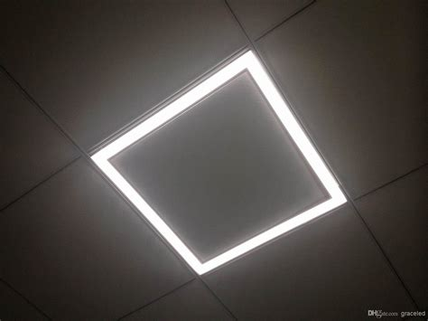 photo frame with led light 2013new developed ceiling light 48w 600mm 600mm high