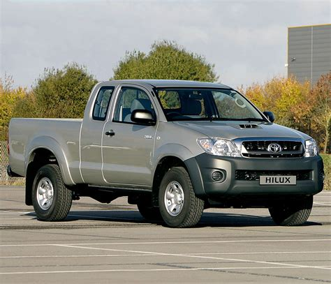 Toyota Hilux 2010 by 2010 Toyota Hilux Photo 1 7182