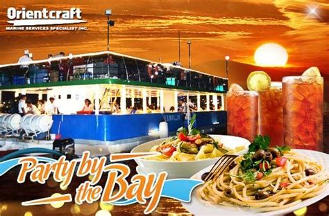 yacht party manila 30 off manila bay yacht cruise promo in sm by the bay moa
