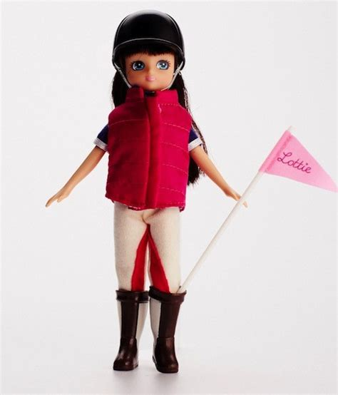 lottie doll pony pony flag race lottie doll a mighty
