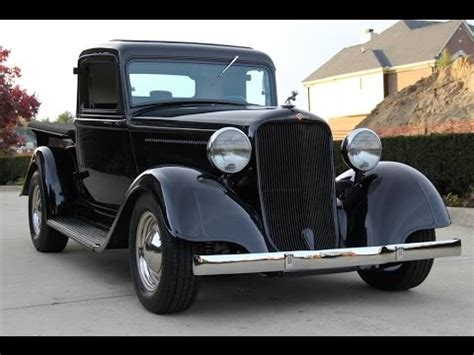 1933 dodge pickup for sale youtube