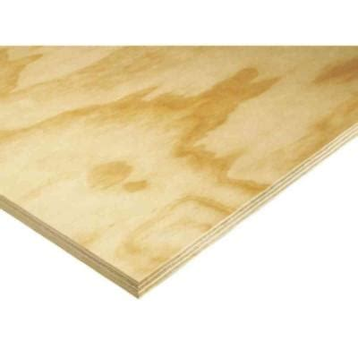 null pine plywood common 23 32 in x 4 ft x 8 ft