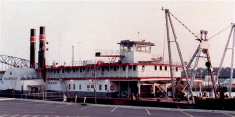 jean mary paddlewheel boat steamboats of the fifty states
