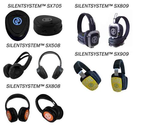 Lem Silen cuffie silentsystem silentdiscosilentsystem