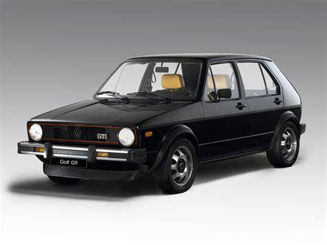 Vw Golf Gti 5 Door by Volkswagen Golf Gti 5 Door Typ 17 1976 83