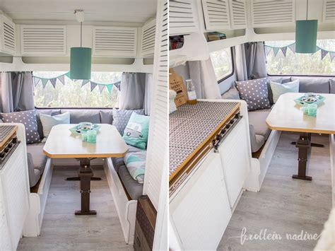 wohnwagen renovieren innenausbau wohnwagen farbe gestalten alle ideen 252 ber home design