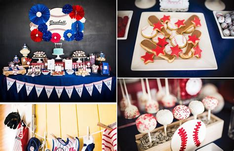 Baseball Baby Shower Ideas by Baby Shower Themes That Will Spark Your Imagination