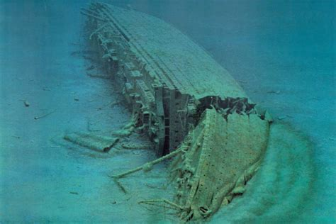 the wreck of the the wreck of hmhs britannic