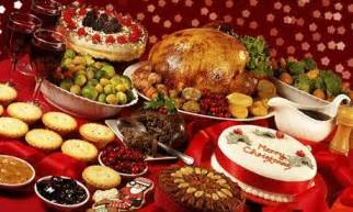 gallery for gt christmas in england food
