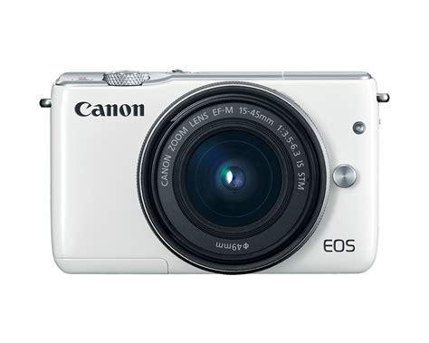 Cashback Canon Eos M10 M 10 15 45 Kit Datascript hr eos m10 white efm15 45 is stm front cl the phoblographer