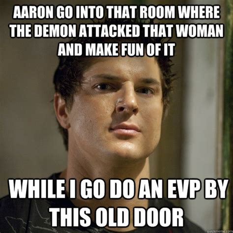 Ghost Adventures Meme - ghost adventures meme misc things i like pinterest