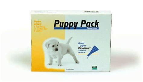 frontline for puppies frontline puppy pack 1 pip vogelartikelenwebshop nl
