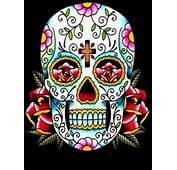 Sugar Skull Dia De Los Muertos  CrackBerrycom