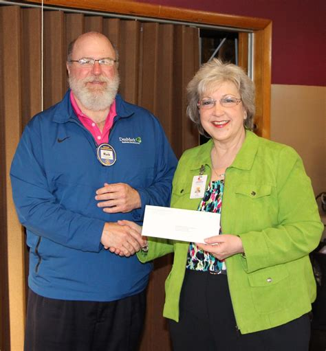 club makes donations to community organizations rotary