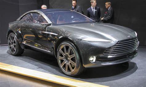 aston martin concept car aston martin mind blowing dbx concept car car news