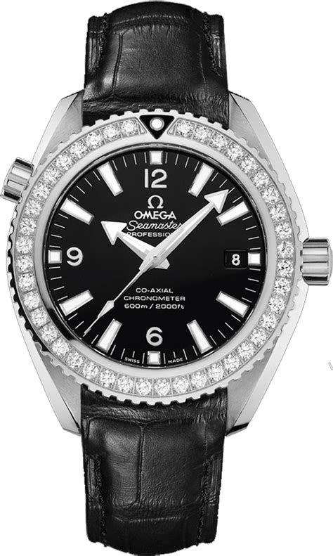 232.18.42.21.01.001 Omega Seamaster Planet Ocean Ladies