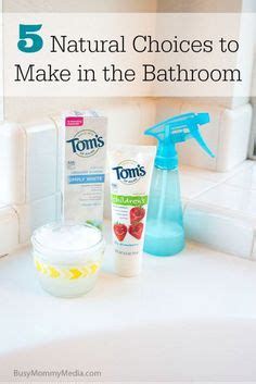 natural ways to clean bathroom green cleaning on pinterest cleaning cleaning tips and